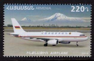 "<font =1-928>928, Means of Transport, Airplane, Scott #----  <font color=red> Last issue of 2019</font> <br>Date of Issue: Dec 30<br> <a href=""/images/ArmenianStamps-928.jpg"">   <font color=green><b>View the image</b></a></font>"
